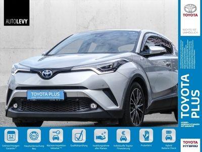gebraucht Toyota C-HR Hybrid Lounge