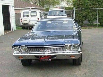 gebraucht Chevrolet Chevelle Malibu Coupe