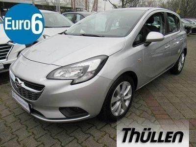 gebraucht Opel Corsa Selective 1.4, Klima, MirrorScreen,Bluetooth