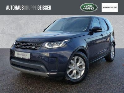 gebraucht Land Rover Discovery 3.0 Td6 SE AWD 7-Sitzer