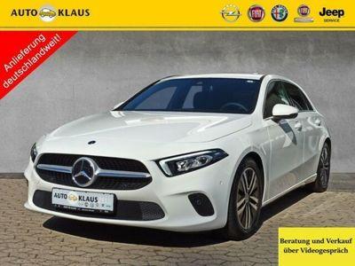 gebraucht Mercedes A180 LED-Scheinwerfer CarPlay Rückfahrkamera