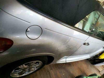 gebraucht Chrysler PT Cruiser Cabrio im guten Zustand