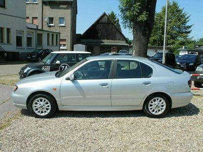 gebraucht Nissan Primera 1.8 Comfort KLIMA als Limousine in MARL