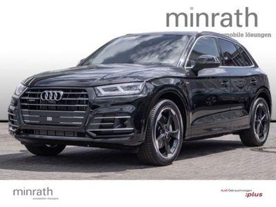gebraucht Audi Q5 50 TFSI e quattro sport 2.0 EU6d-T S line Matrix LED