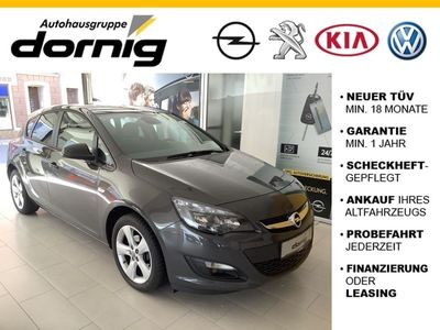 gebraucht Opel Astra 1.4 Turbo Style, PDC,Sitzh.
