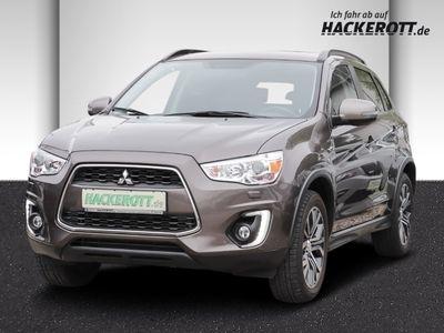 gebraucht Mitsubishi ASX SUV-Star+ 2WD 1.6 MIVEC Xenon Radio Klima SitzHZG Tempomat