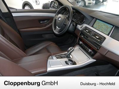 gebraucht BMW 535 dA NAVI XENON LEDER HARMAN-KARDON TEMPOMAT SITZHZG