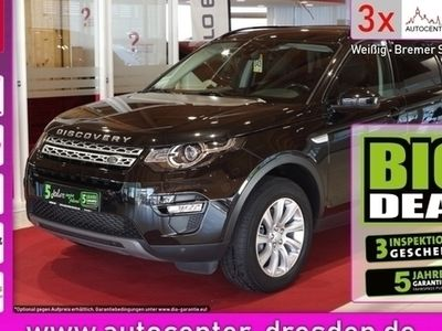 gebraucht Land Rover Discovery Sport 2.2 SD4 4x4 Autom Pano Winterpak