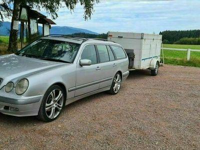 gebraucht Mercedes E320 W210