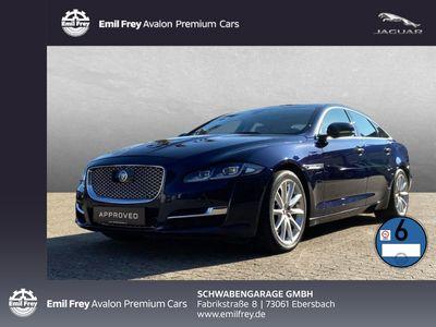 gebraucht Jaguar XJ 3.0 V6 Diesel Premium Luxury ACC+Meridian