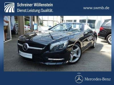 gebraucht Mercedes SL400 Roadster/AMG/Panorama-Variodach/COMAND AP