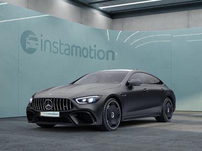 "gebraucht Mercedes AMG GT AMG GT63 S 4M+ Keramik Carbon 21"" Pano HUD"