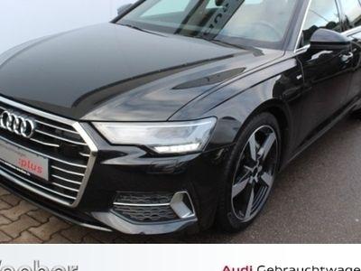 gebraucht Audi A6 Avant 45 TDI quattro tiptronic sport S line P