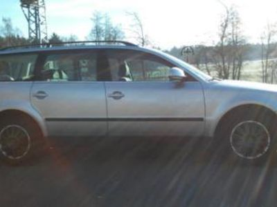 gebraucht VW Passat Variant 2.0 TÜV 12/18 1. Hand 8-fach Serviceheft Klima