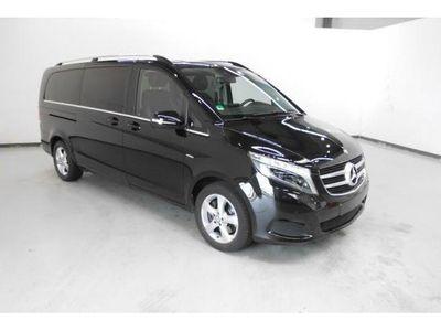 gebraucht Mercedes V250 EL AVG 7-SITZER+7GTR+LED+NAVI+1.HAND