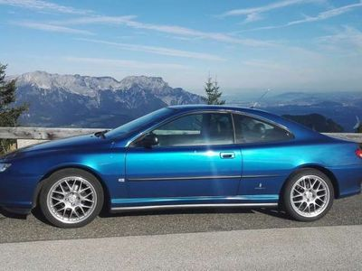gebraucht Peugeot 406 Coupe 2.0 16V