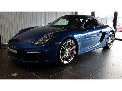 gebraucht Porsche Boxster S quot,20 Zoll, PDK, Leder uvm. quot,