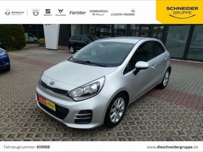 gebraucht Kia Rio 1.4 Dream Team ECO dynamics