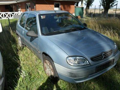 gebraucht Citroën Saxo 1.1 Chrono