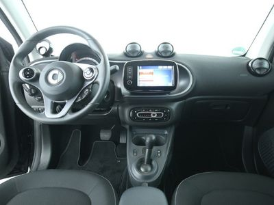 gebraucht Smart ForTwo Cabrio 66 kW Passion Cool & Media-Paket