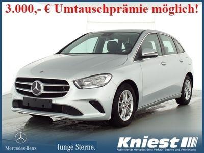 gebraucht Mercedes B180 Progressive+7G-DCT+Comand+Spiegel-P+EU6d-T
