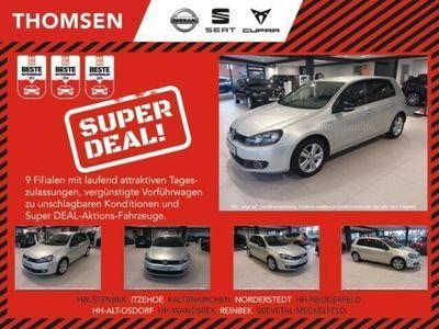 gebraucht VW Golf VI 1.2TSI Match,5-Türen,Klima,Sitzheizung, Ku