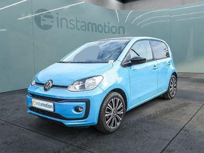 gebraucht VW up! up!1.0 Black Style 4 doors Klima SHZ
