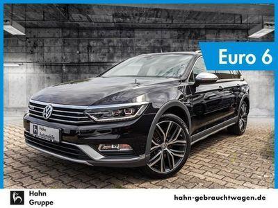 gebraucht VW Passat Alltrack Variant 2.0TSI Pano Standh Navi LED