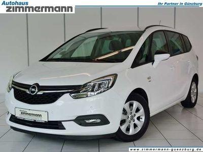 gebraucht Opel Zafira 1.4 Turbo 'Active' AGR-Sitz - Klimaaut - Sitz-/Lenkradheizung, Gebrauchtwagen bei Autohaus Zimmermann GmbH u. CO. KG