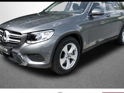 gebraucht Mercedes GLC220 d 4M Exclusive Navi Sitzheizung Kamera