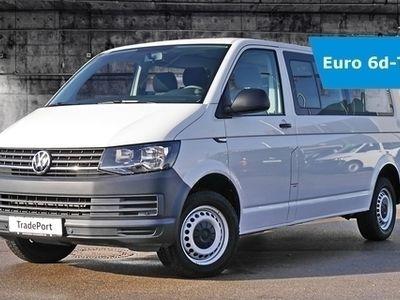 gebraucht VW T6 Kombi Lang 2,0TDI 110kW AHK NAVI 2xKLIMA