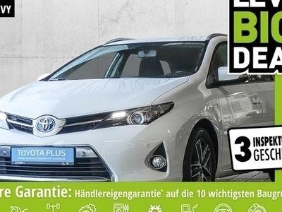 gebraucht Toyota Auris Touring Sports Hybrid Edition *Navi*Sitzhe