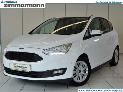 gebraucht Ford C-MAX 1.0 EcoBoost 'Cool & Connect' Navi - Easy-Parking - Winter-Paket