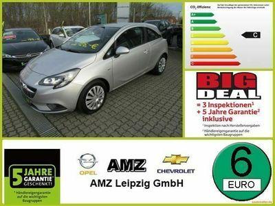 gebraucht Opel Corsa E 1.4 Edition SHZ, Klima, PP