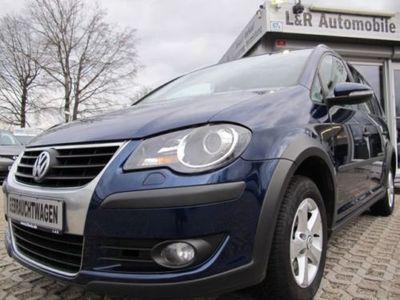 gebraucht VW Touran Cross Touran 1.9 TDI Navi Klimaautomatik Shz Pdc