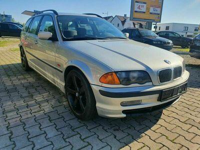 gebraucht BMW 328 Baureihe 3 Touring 328i*Automatik *LEDER*SCHIEBE