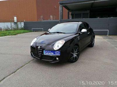 "gebraucht Alfa Romeo MiTo 1.6 JTDM 16V Sportiva Klima,Shz,18""Alu"