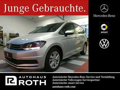 gebraucht VW Touran 1.5 TSI Comfortline 7-Sitzer DSG Navi PDC