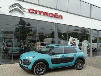 gebraucht Citroën C4 Cactus Blue HDi100 Shine