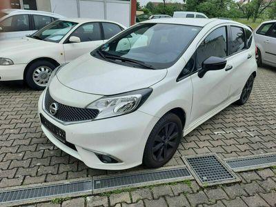 gebraucht Nissan Note Black Edition, Klima, Navigation usw.