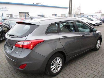 gebraucht Hyundai i30 1.6 Diesel, EURO5, Klima, Alu, 6-Gang