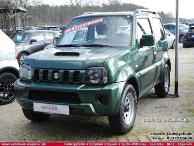 gebraucht Suzuki Jimny 1.3 Club 4x4
