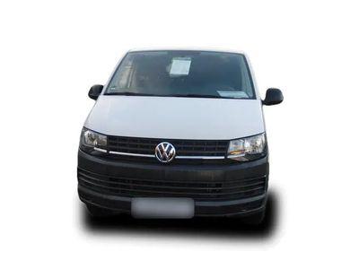 gebraucht VW T6 Kombi Klima ZV FH TÜV Siegel