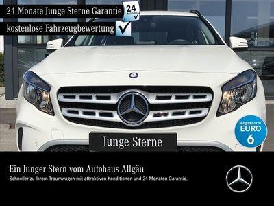 gebraucht Mercedes GLA200 d Style+GARMIN+PARK-PILOT+8 FACH BEREIFT