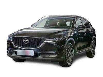 gebraucht Mazda CX-5 2.0 SKYACTIV-G 160 Sports-Line AWD Navi LED