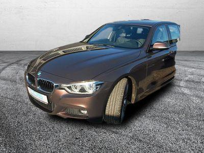 "gebraucht BMW 320 d Tour. M Sportpaket ""RAUCHTOPAS"" +LED+Navi Pro+"