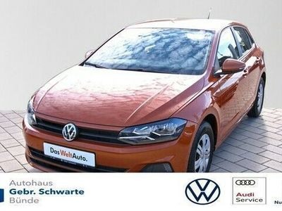 gebraucht VW Polo 1.0 Telefon Klima Anschlussgarantie