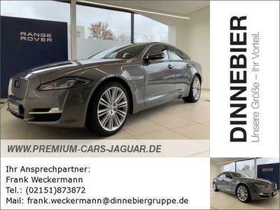gebraucht Jaguar XJ Luxury 3.0 L V6 Diesel Gebrauchtwagen, bei Autohaus Dinnebier GmbH