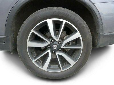 gebraucht Nissan X-Trail 1.7 Schaltgetriebe - Tekna