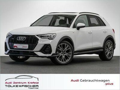 gebraucht Audi Q3 35 TDI S line quat./ (Navi LED Klima Einparkhilfe)